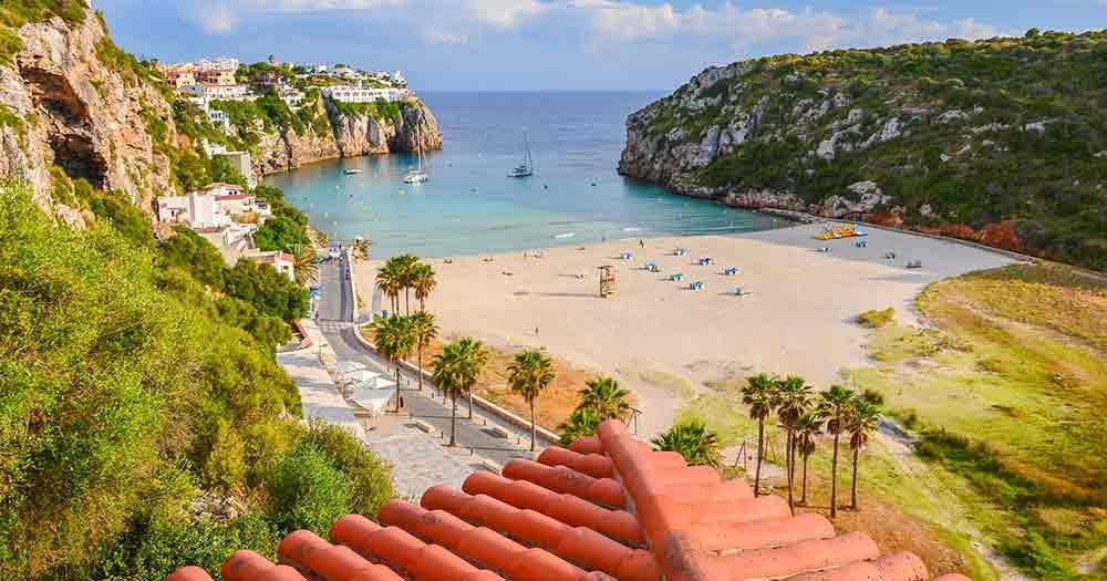 Menorca - Strand