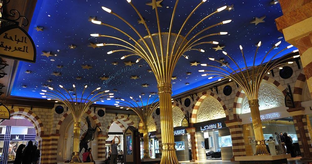 Dubai Mall - Gold Souk