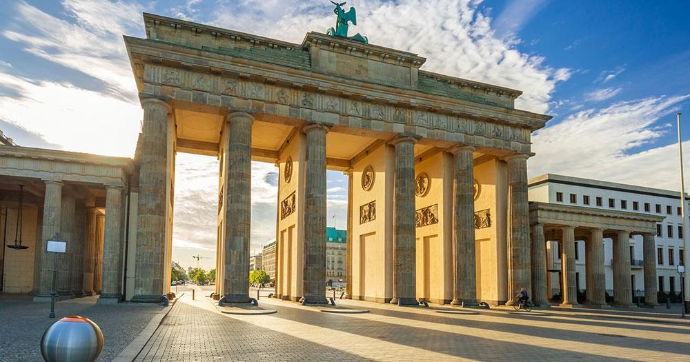 Berlin - Das Brandenburger Tor