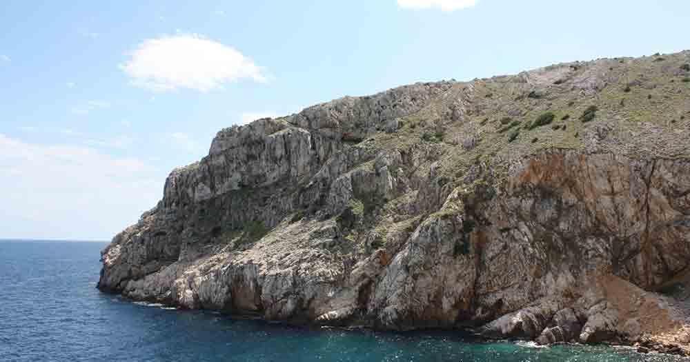 Palagruza - Ausblick auf die Insel
