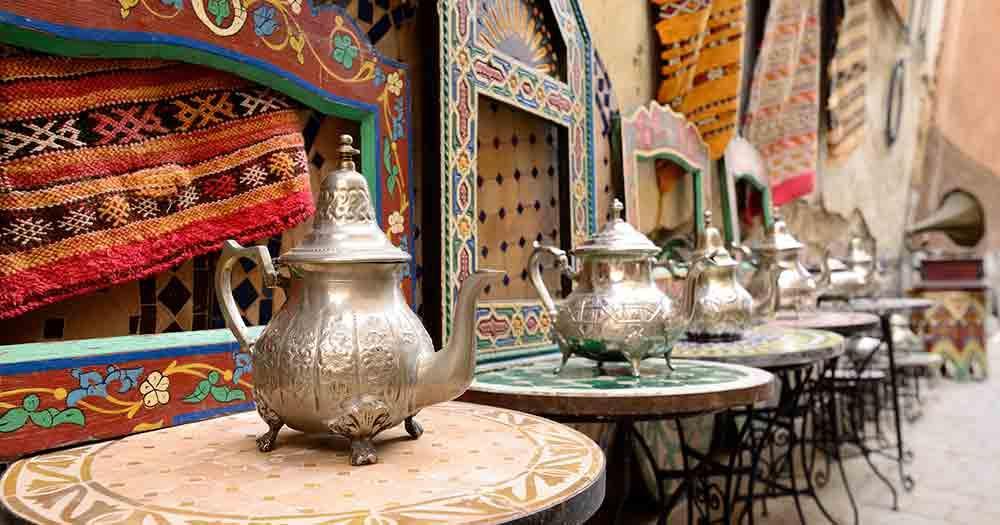 Marrakesch - Einblick in die Kultur