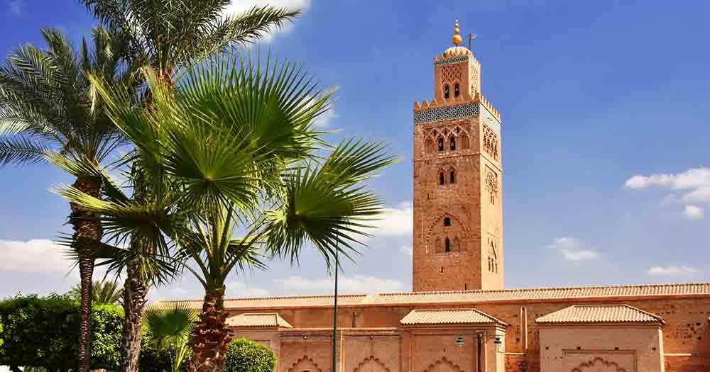 Marrakesch - Blick auf die Kultur
