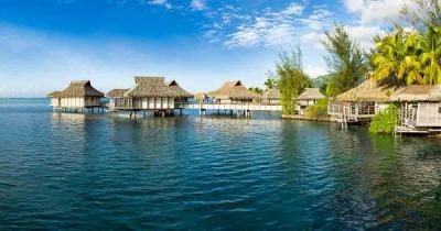 Haiti - Blick auf das traumhafte Meer