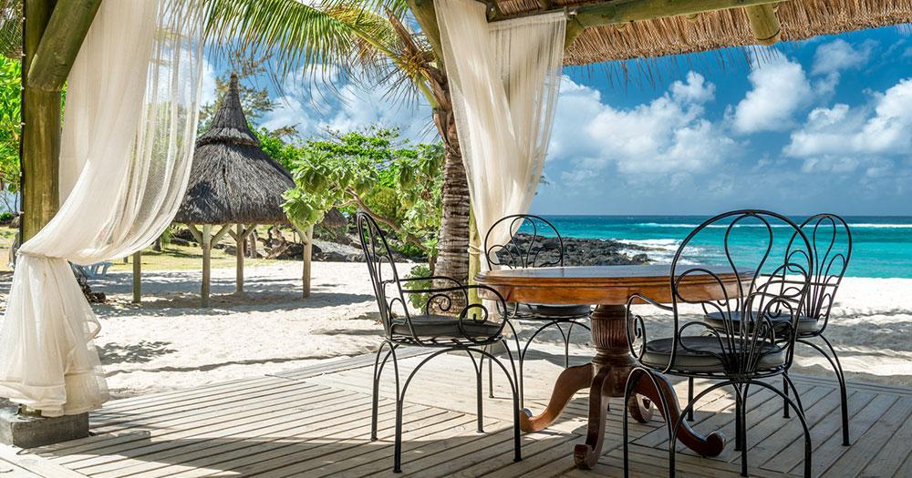 Malediven - Herrliche Strand Loungen