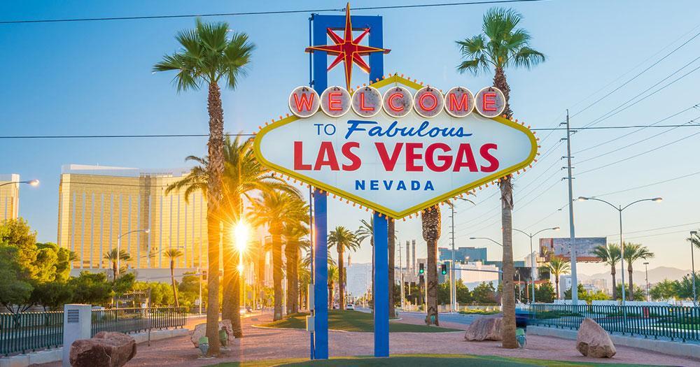 Las Vegas - Willkommen in Las Vegas