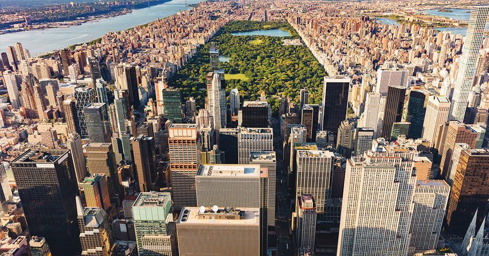 New York City - Der Central Park in Manhattan