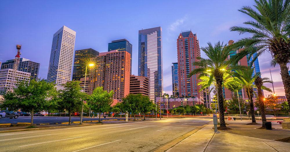 Houston - Skyline