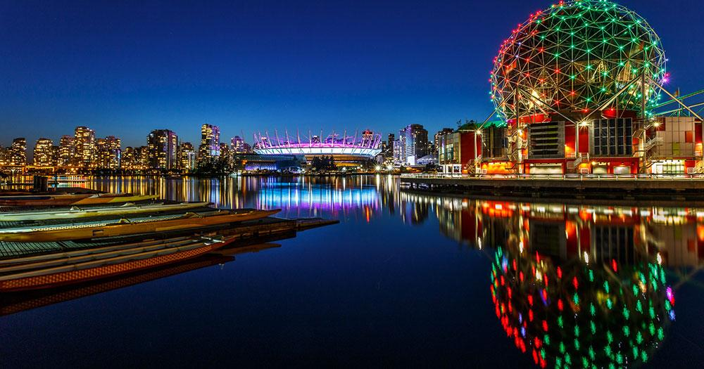 Vancouver - Sience World