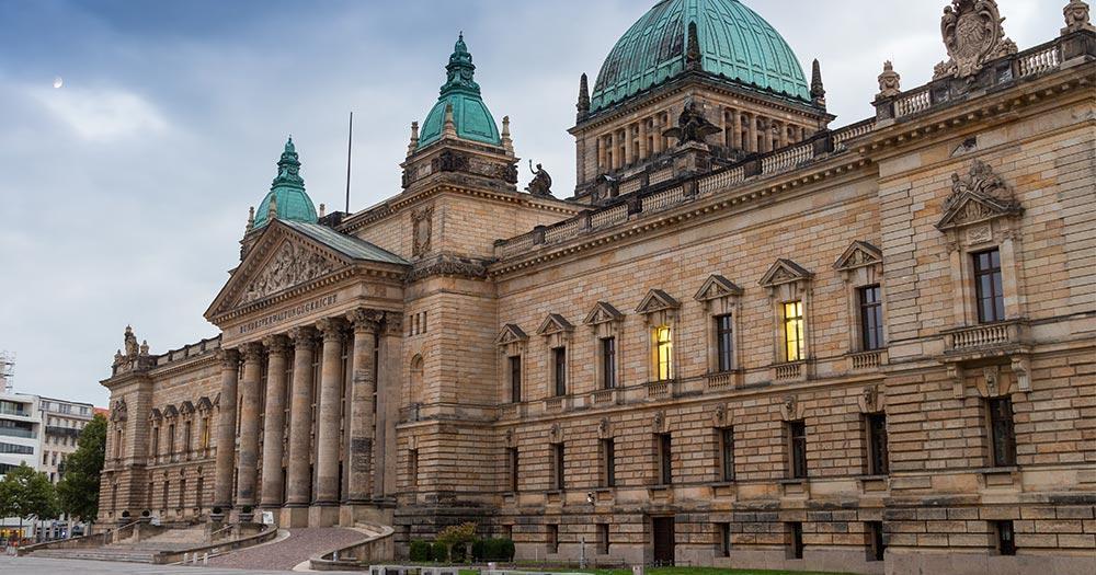 Leipzig - Gerichtsgebäude