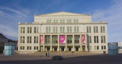 Reiseziel Leipzig - Operngebäude