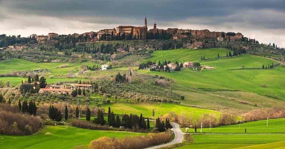 Toskana - Die Hügel der Toskana