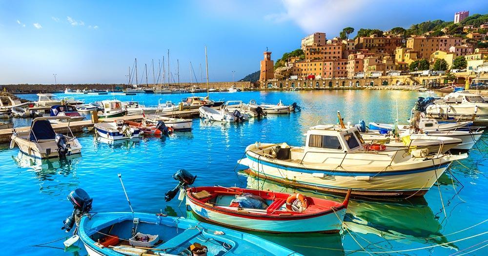 Porto - Hafen und Altstadt Rio Marina