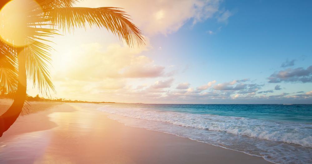 Bahamas - Blick auf das Meer