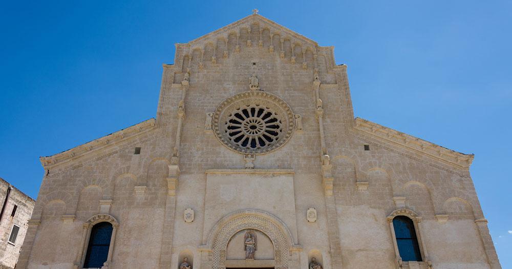 Matera - Kathedrale von Matera