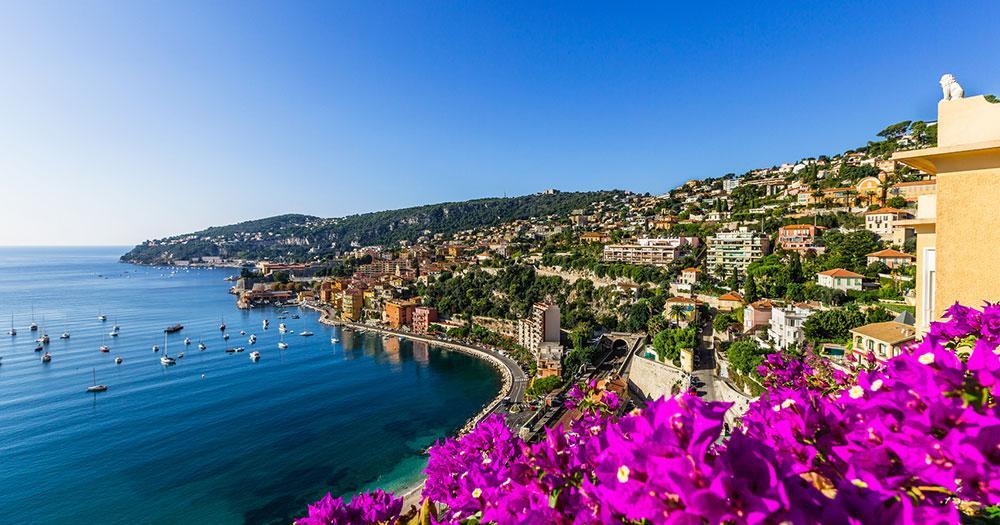Nizza - Strand von Nizza