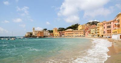 Cannes -  Strand von Cannes