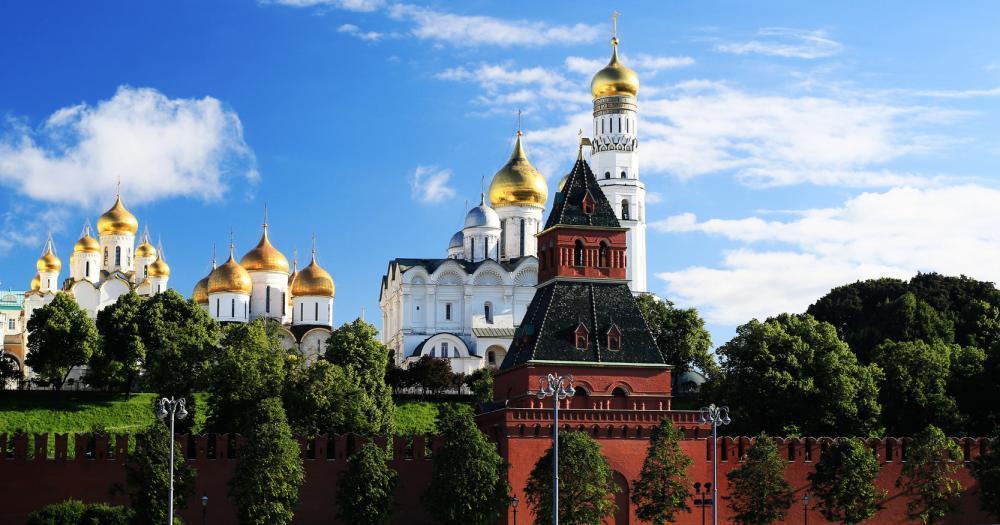 Moskau - Kathedrale Christ the Savior