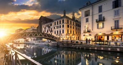 Mailand - Blick auf die Stadt