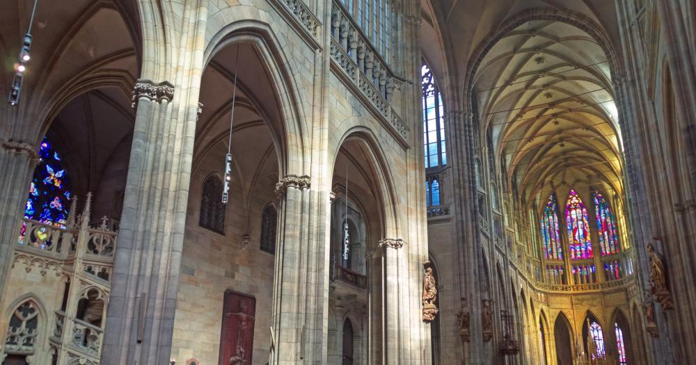 Prag - Die Prager Kathedrale (Veitsdom)