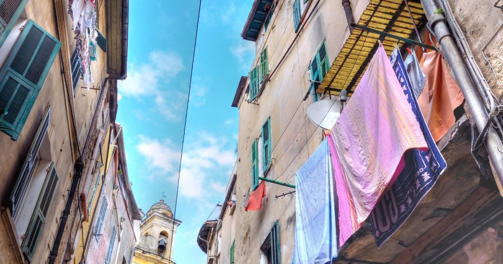 Sanremo - Die historische Altstadt La Pigna