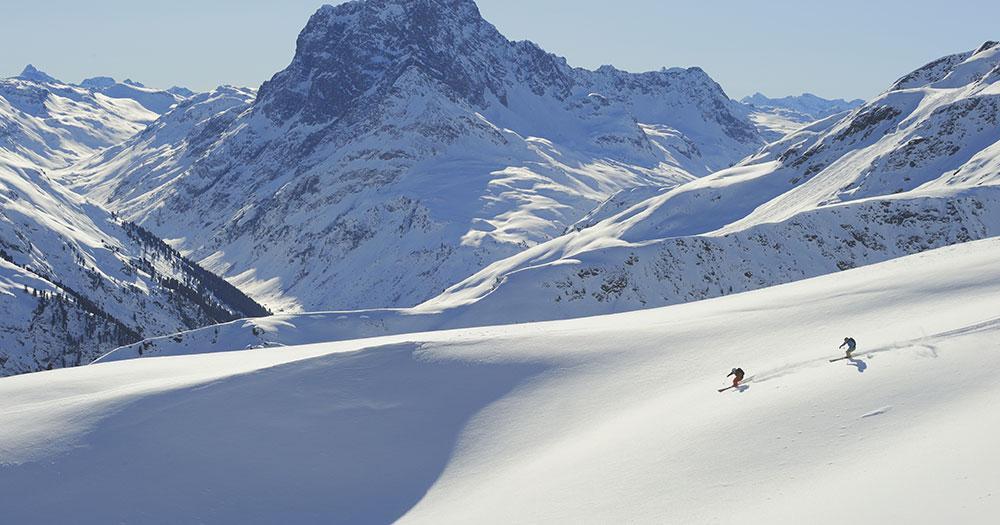 Ski Arlberg - Hochalpines Tourengehen