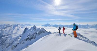 Ski Arlberg - Winter Gipfelstürmer
