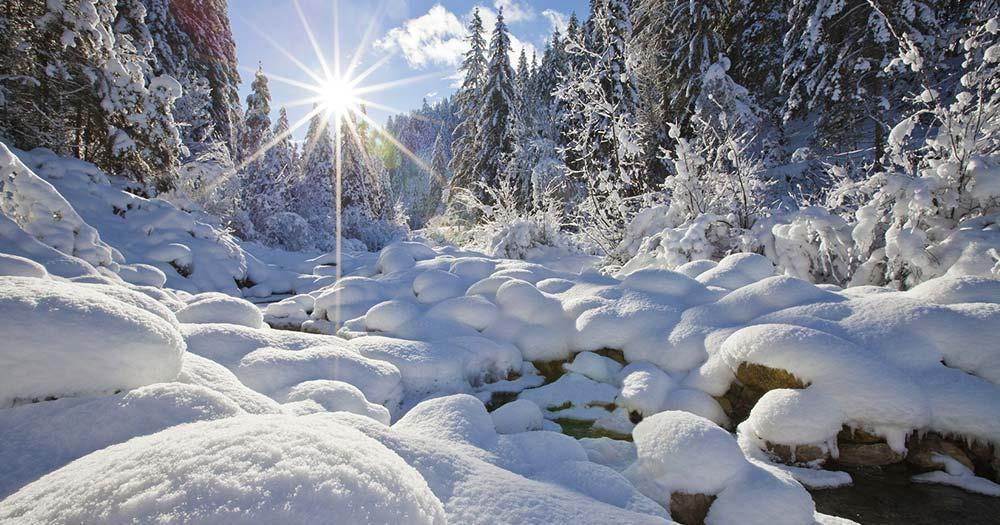 St. Johann - Traumhafte Winterwelt