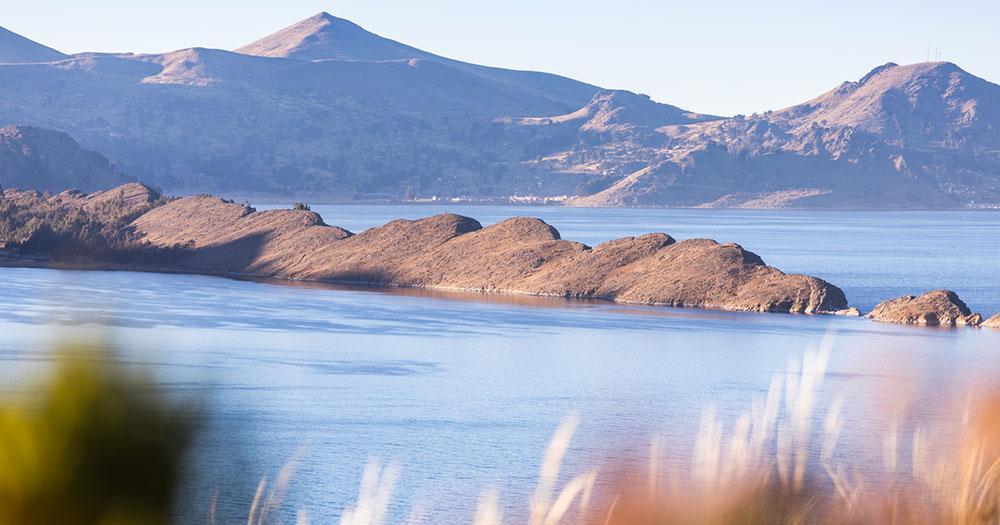 La Paz - Titicaca See