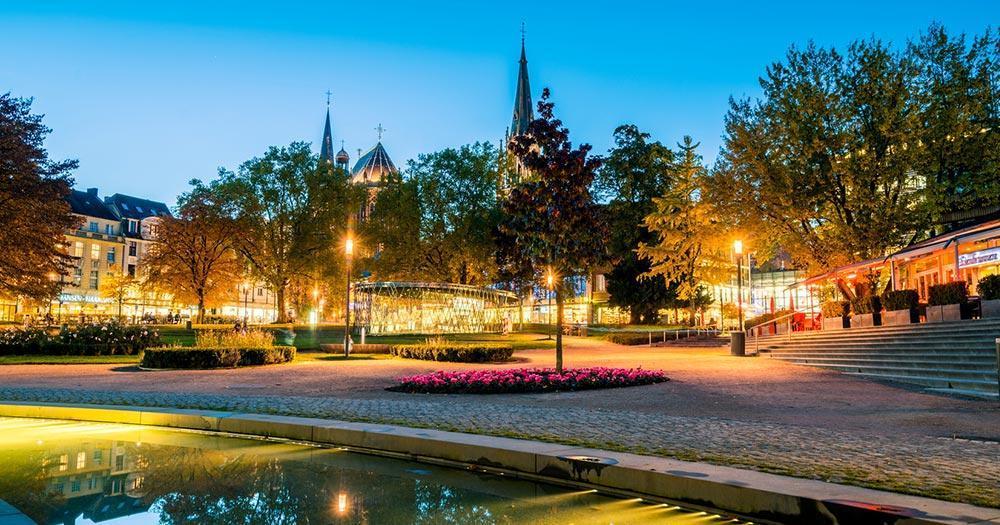 Aachen - Lauer Sommerabend