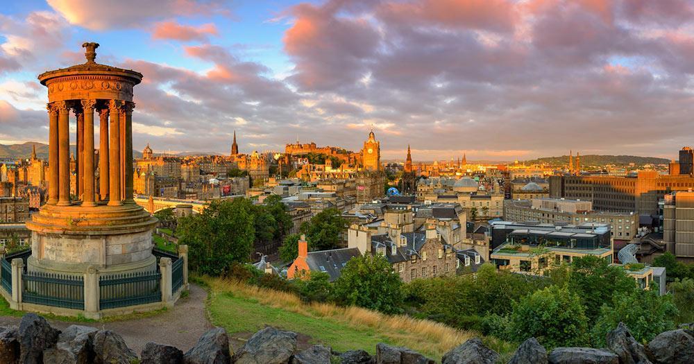 Edinburgh - Edinburgh Castle