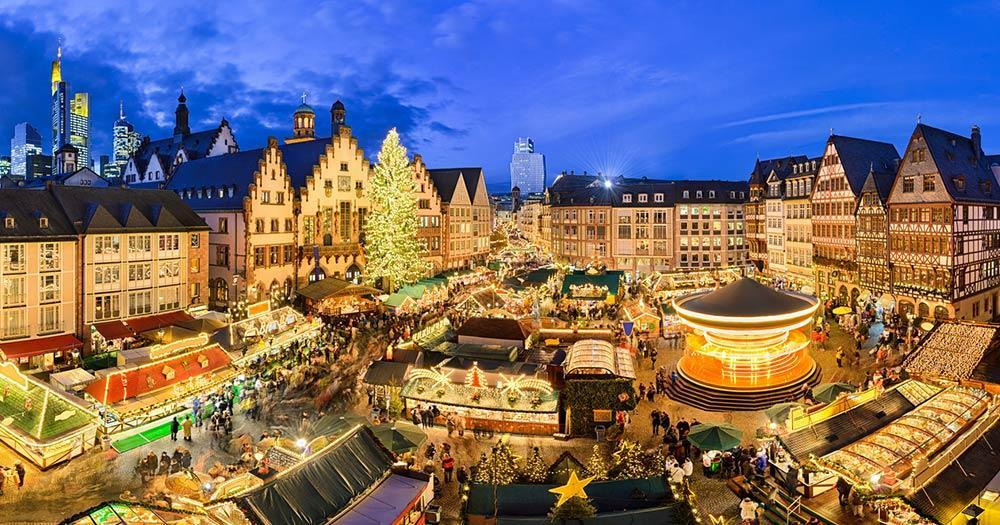 Frankfurt - Weihnachtsmarkt