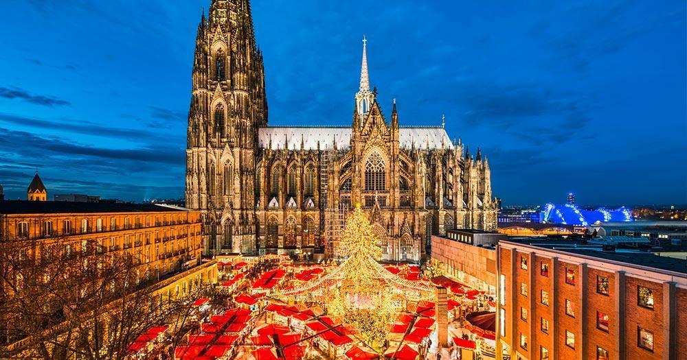 Köln - Weihnachtsmarkt in Köln