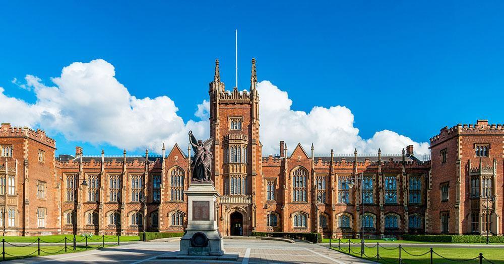Belfast - The Queen's University of Belfast
