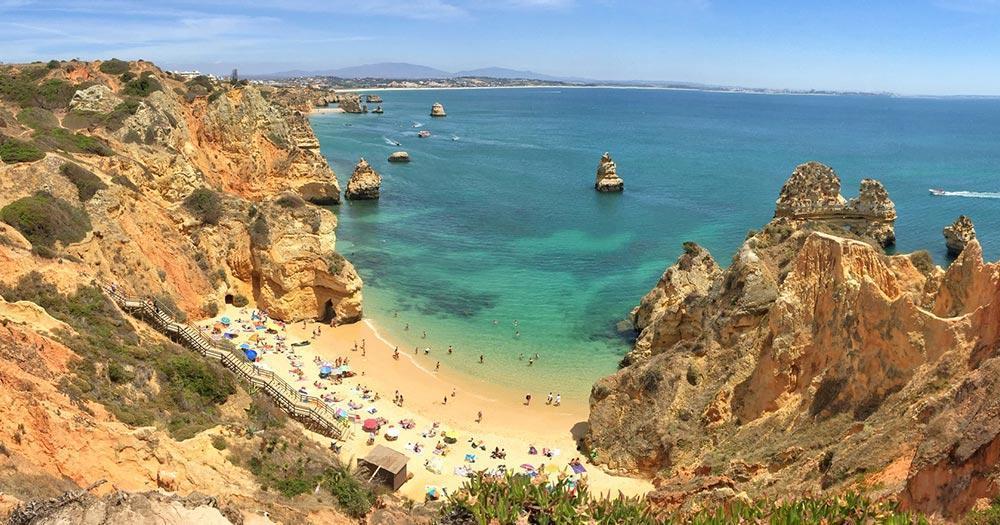 Faro - Praia do Camilo