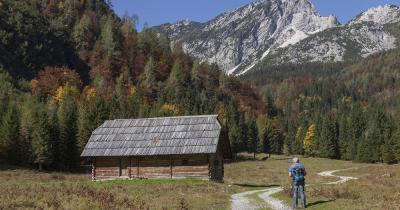 Julische Alpen - herrliche Wanderwege
