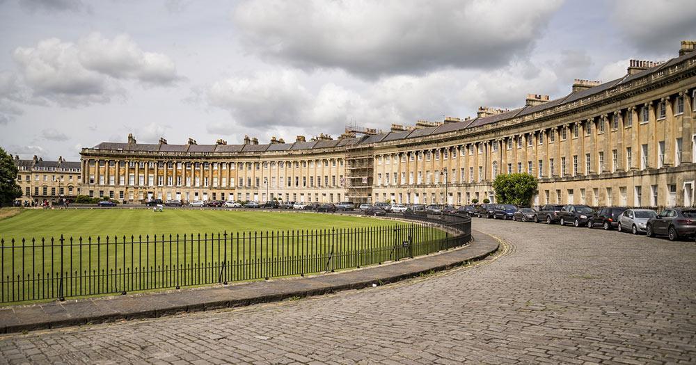 Bath - The Circus