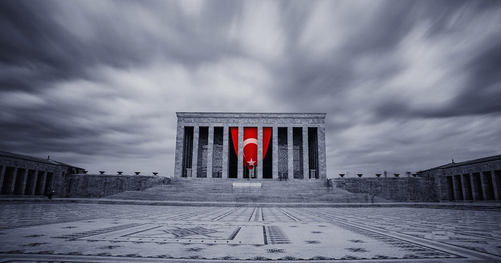 Ankara - Mausoleum Anitkabir