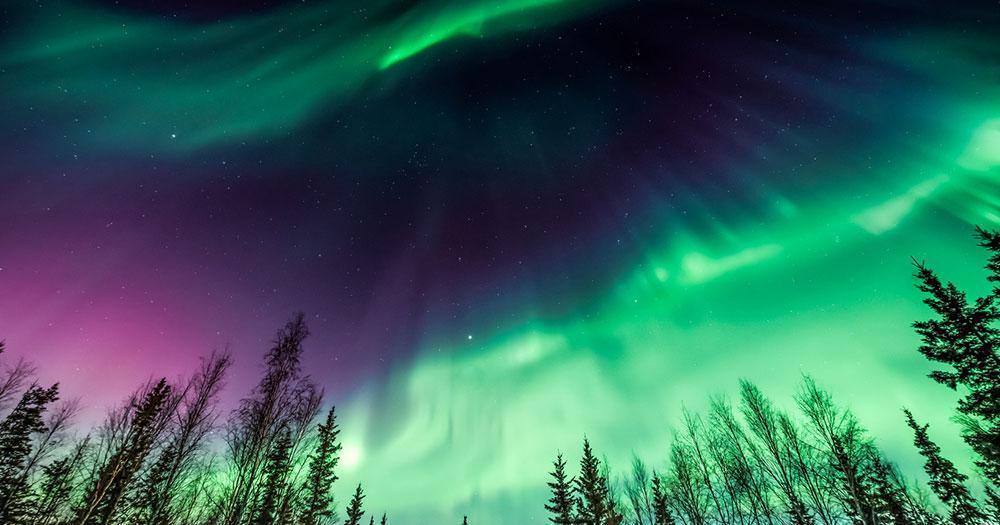 Alaska - Die herrlichen Nordlichter