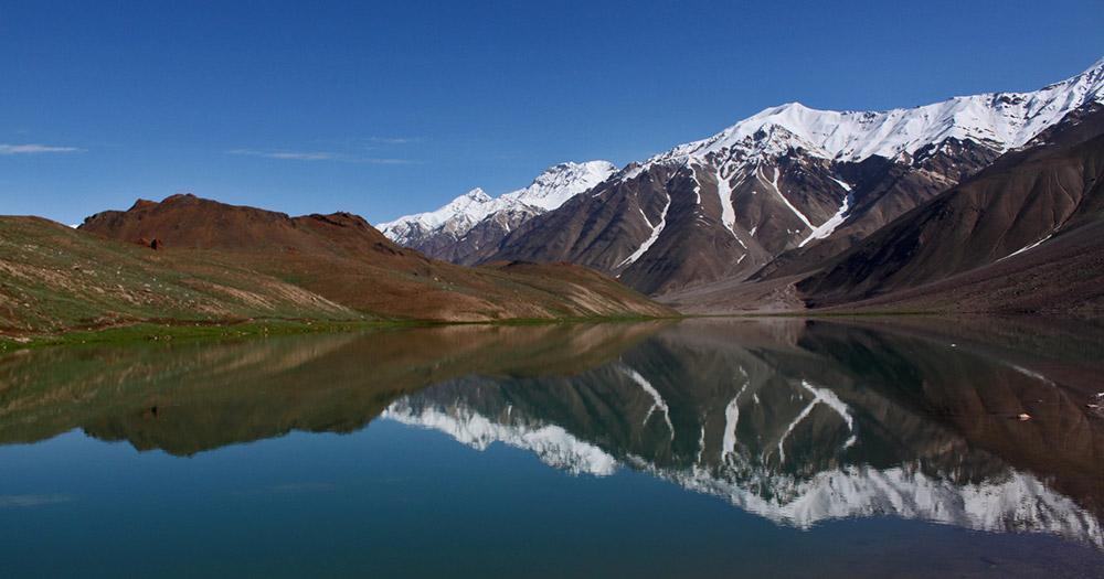 Lahaul und Spiti - Der Chandratal See