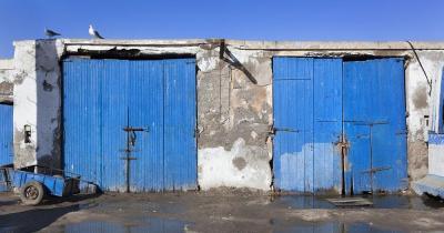 Essaouira - Pittoresque Hafenanlage