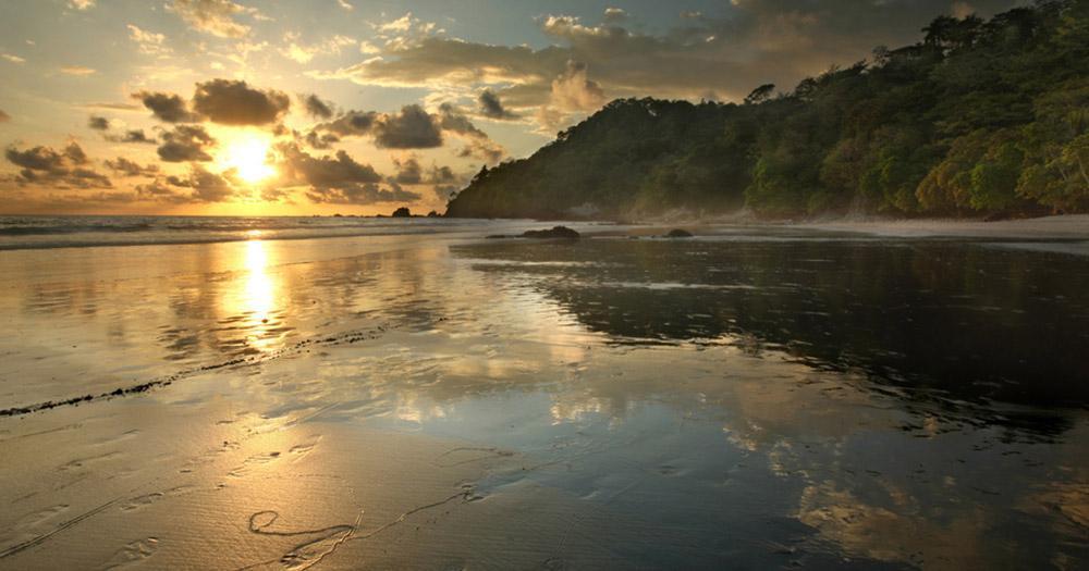 Costa Rica  - Jungle Beach