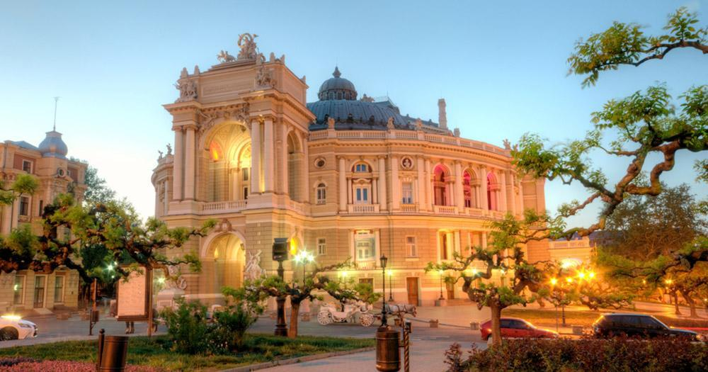 Odessa - Alte Opter
