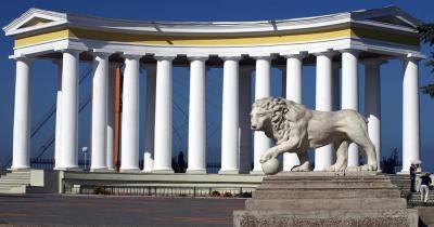 Odessa - Colonnade von Odessa
