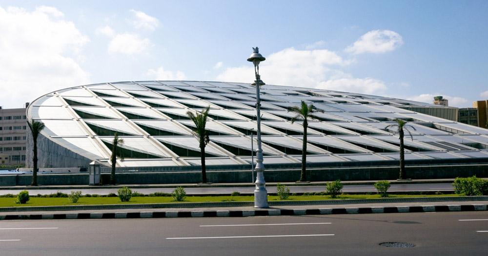 Alexandria - Neue Bibliothek