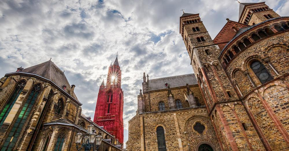 Maastricht - St. Johns and St. Servatius