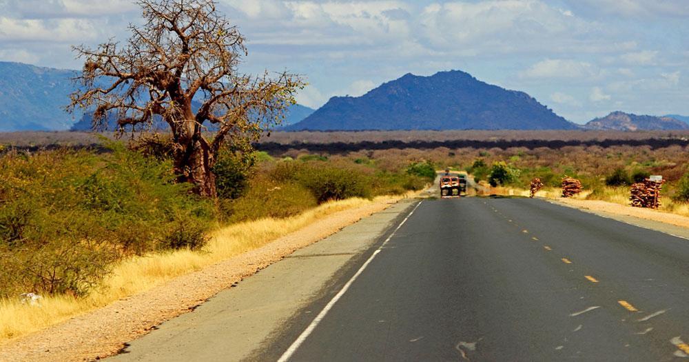 Nairobi - Landstraße