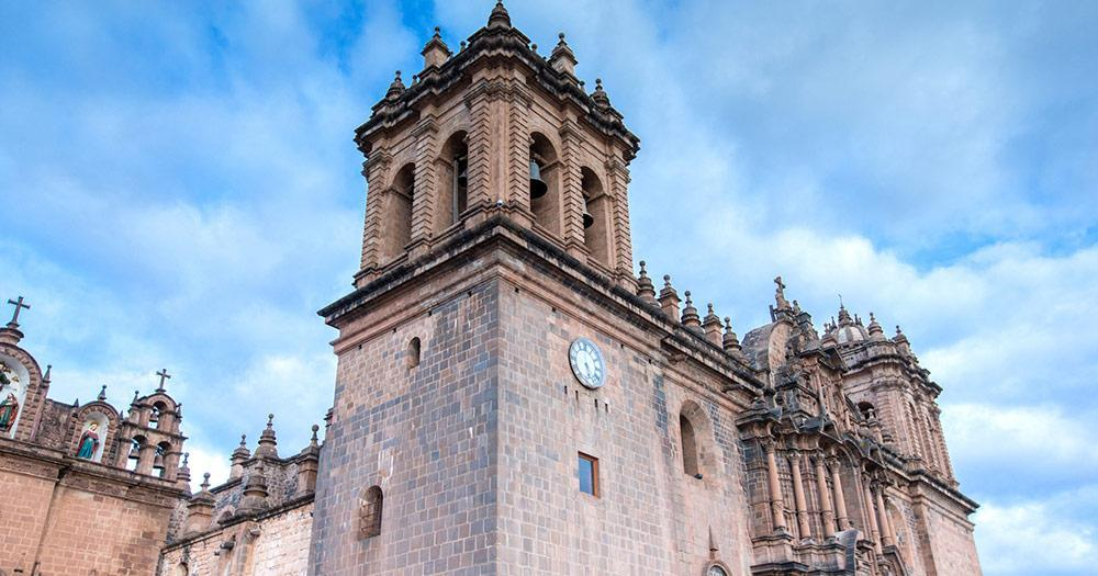 Cusco - Kathedrale