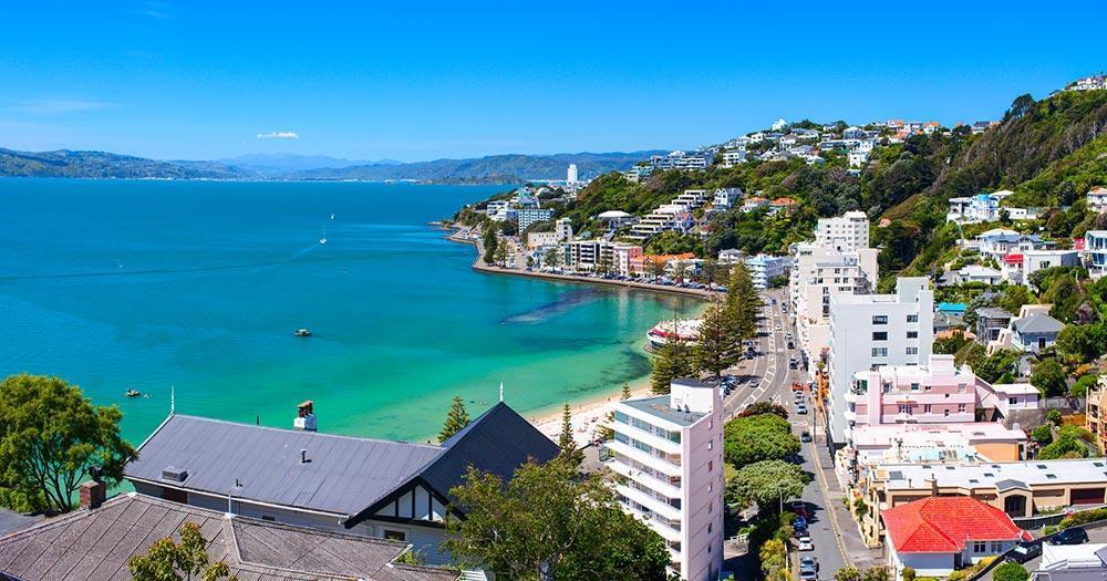 Wellington - Oriental Bay