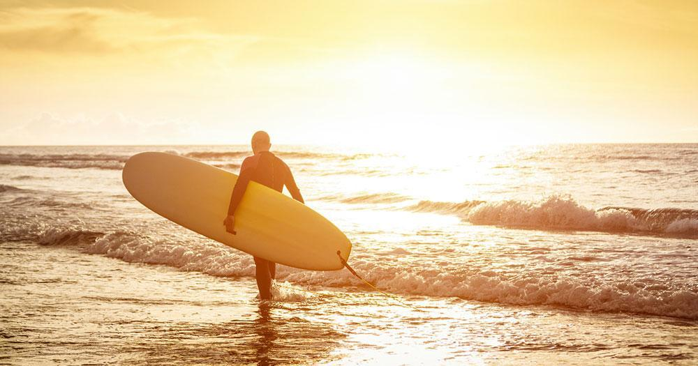 San Diego - Surferparadies