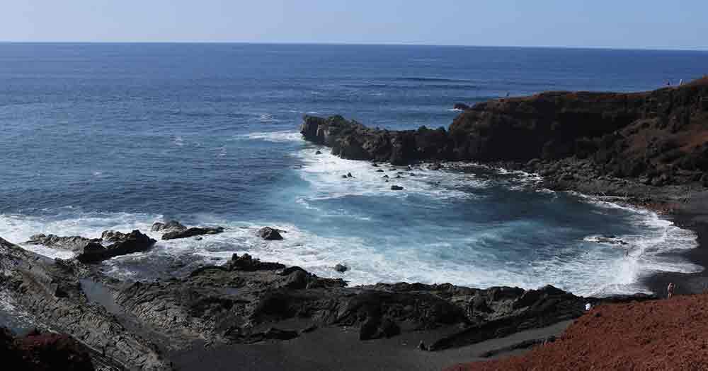 Lanzarote - Meer